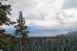 Tahoe XC - great views from lakeview trail