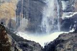 Yosemite - base of Bridalveil Falls